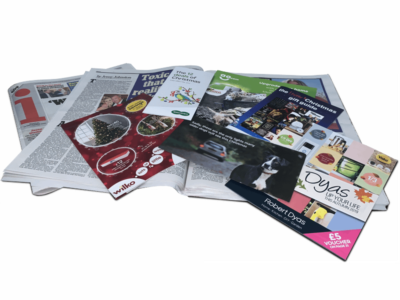 The Insert Company Leaflets